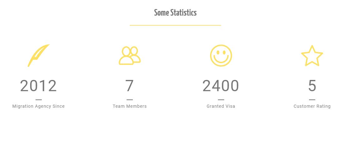 statistics-visa