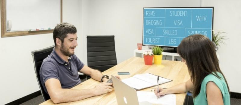 Consultation room - Get Your visa